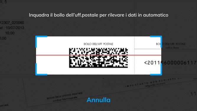 HYPE Premium Pagamento Bollettino Gratis Inquadrare Codice