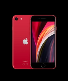 iPhone SE 2020 Rosso RED