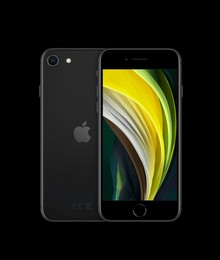 iPhone SE 2020 Nero
