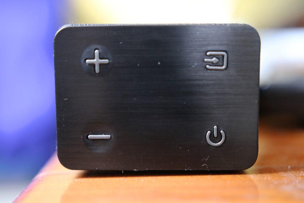 Samsung R430 Soundbar Pulsanti Laterali