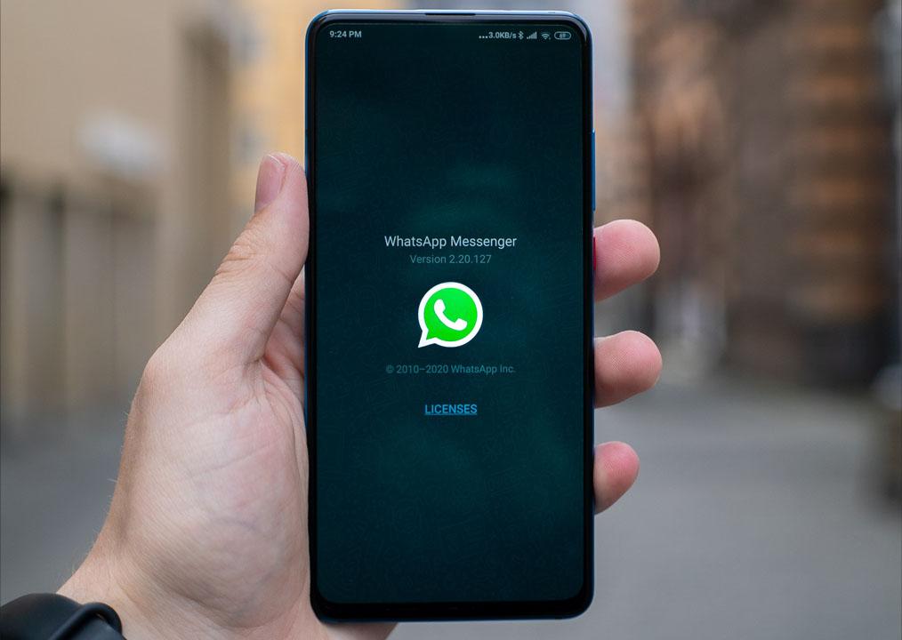 Whatsapp su Smartphone Android