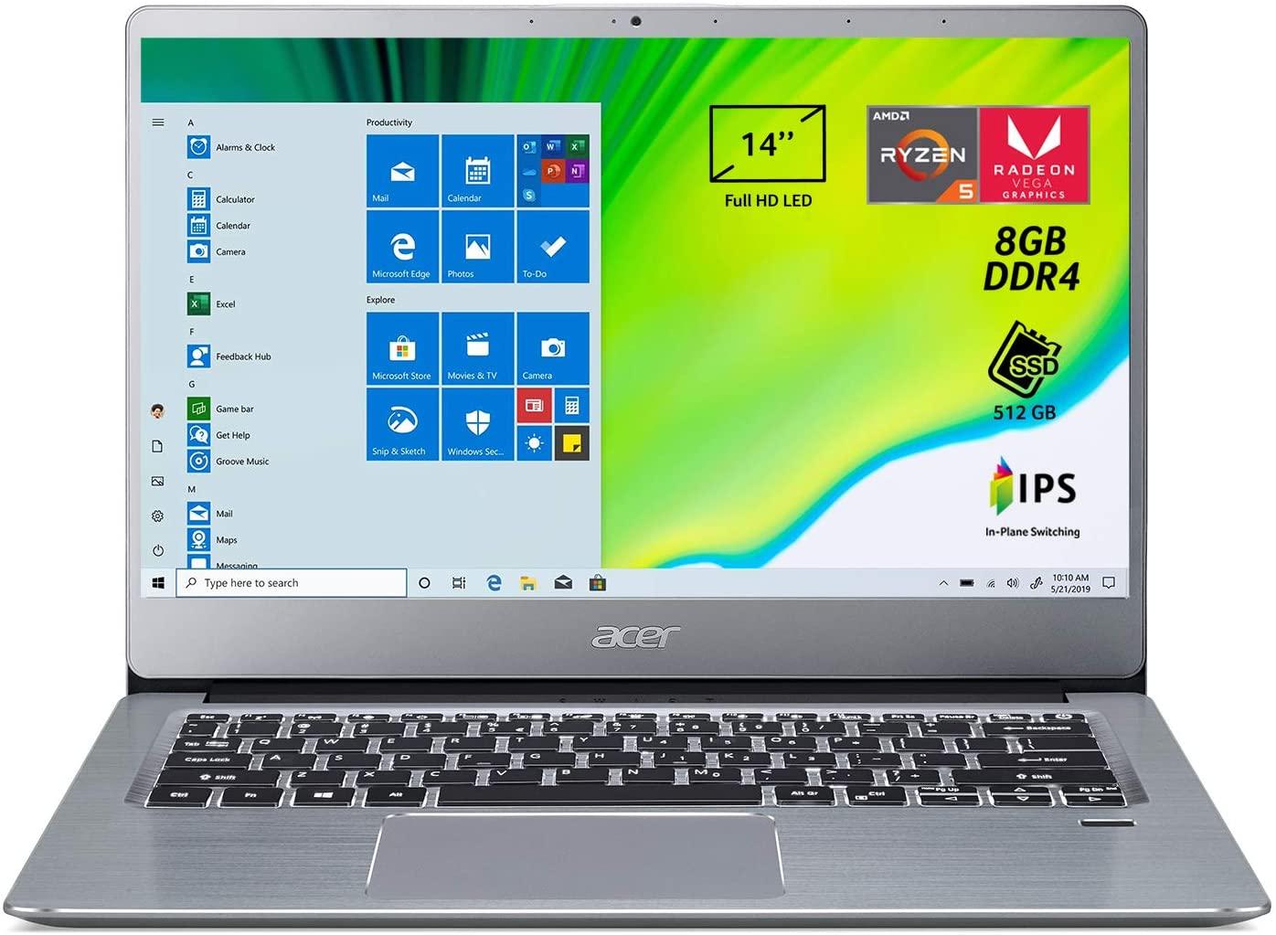 Acer Swift 3 SF314-41-R1G0 Notebook