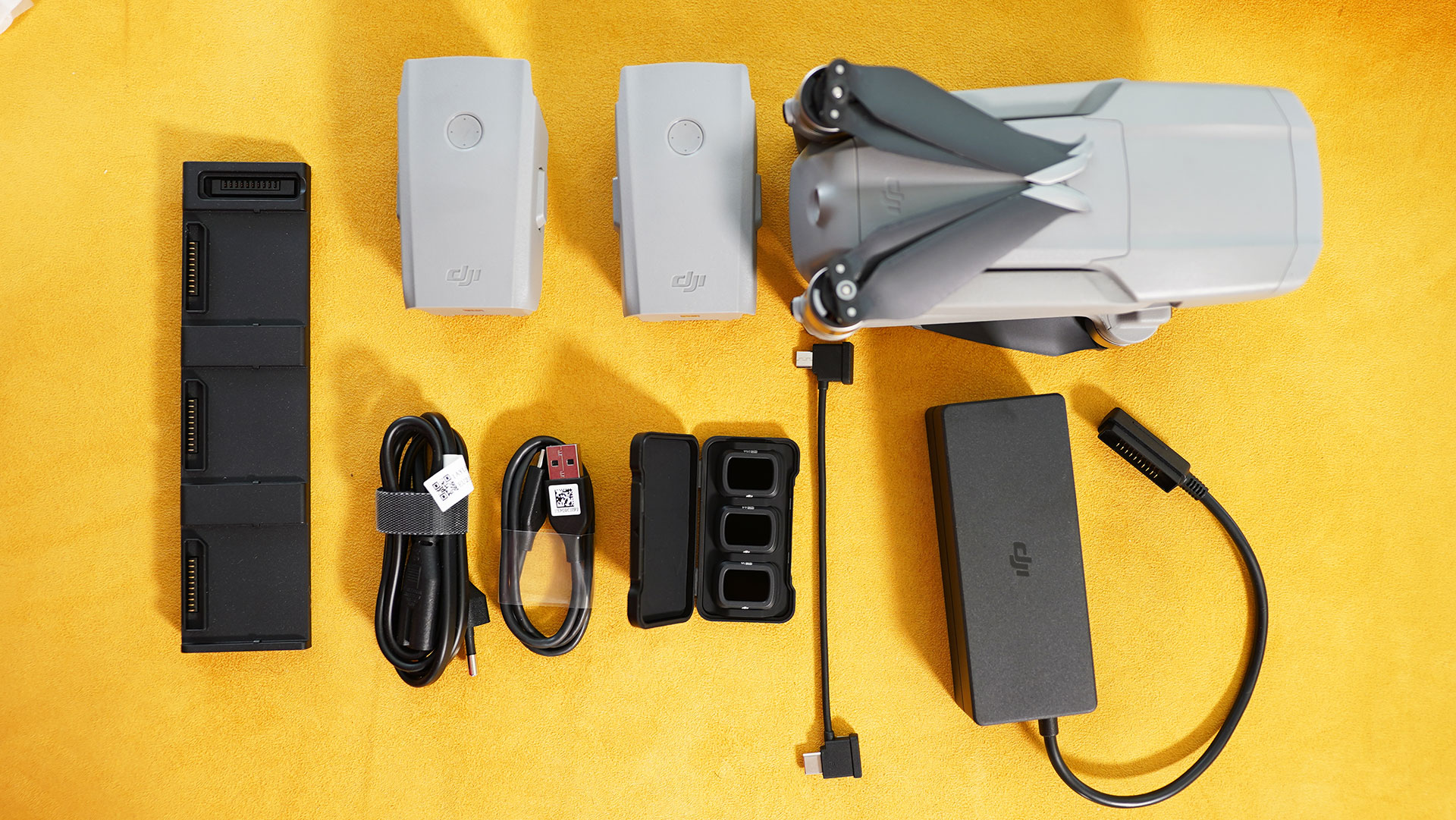 DJI Mavic Air 2 Fly More Combo Kit