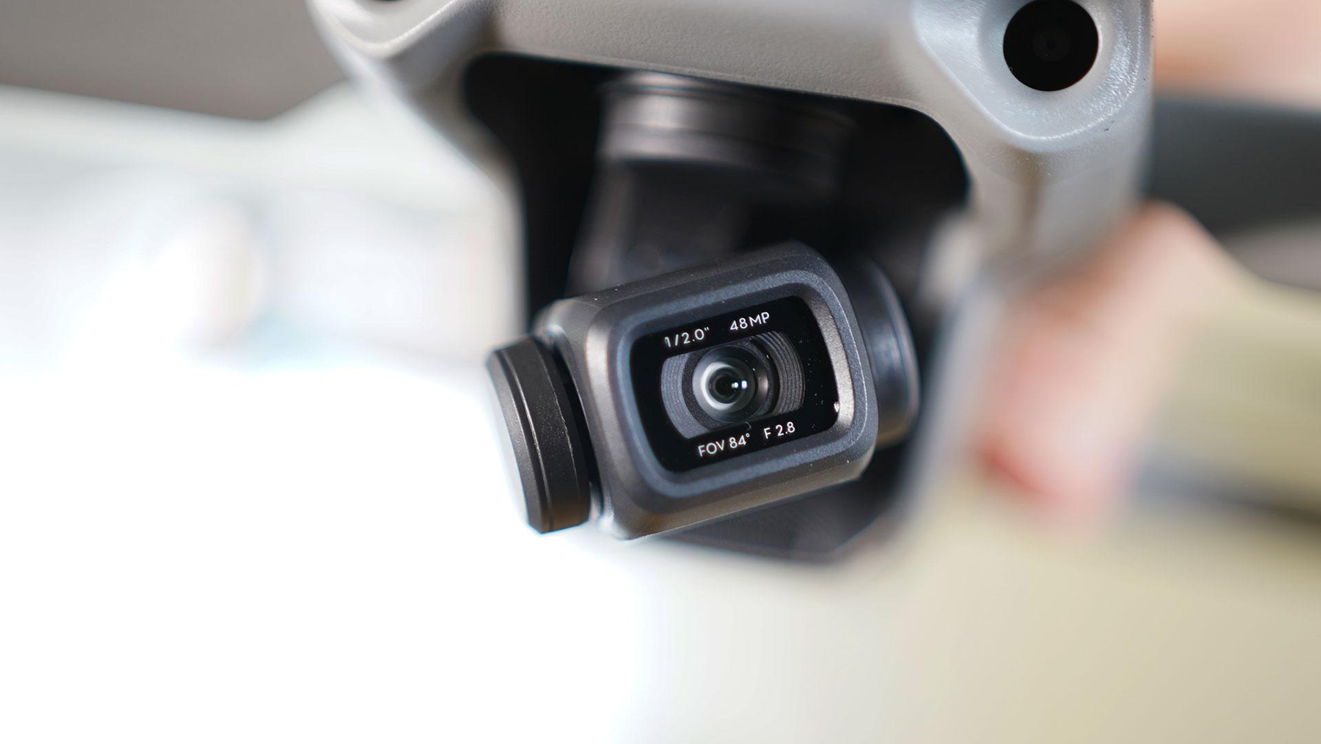 DJI Mavic Air 2 Sensore Gimbal Fotocamera