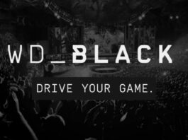 WD Black Claim Drive Your Game