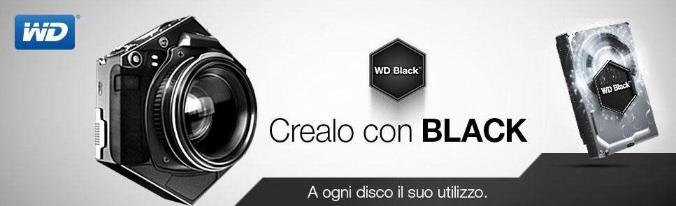 WD Black Hard Disk Interno