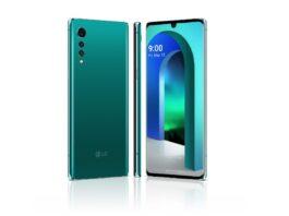 LG Velvet Aurora Green Anteriore e Posteriore Migliore Pellicola