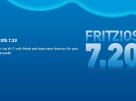 Fritz!OS 7.20 Update Fritz!Box Fritz!Repeater
