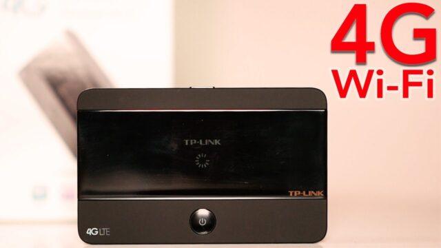 Migliori Router 4G Portatili WiFi TP-Link M7350