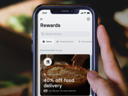 Revolut Rewards Cashback Sconti iPhone