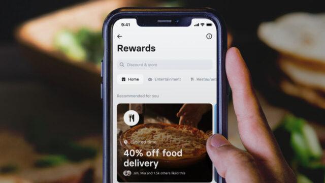 Revolut Rewards Cashback Sconti iPhone