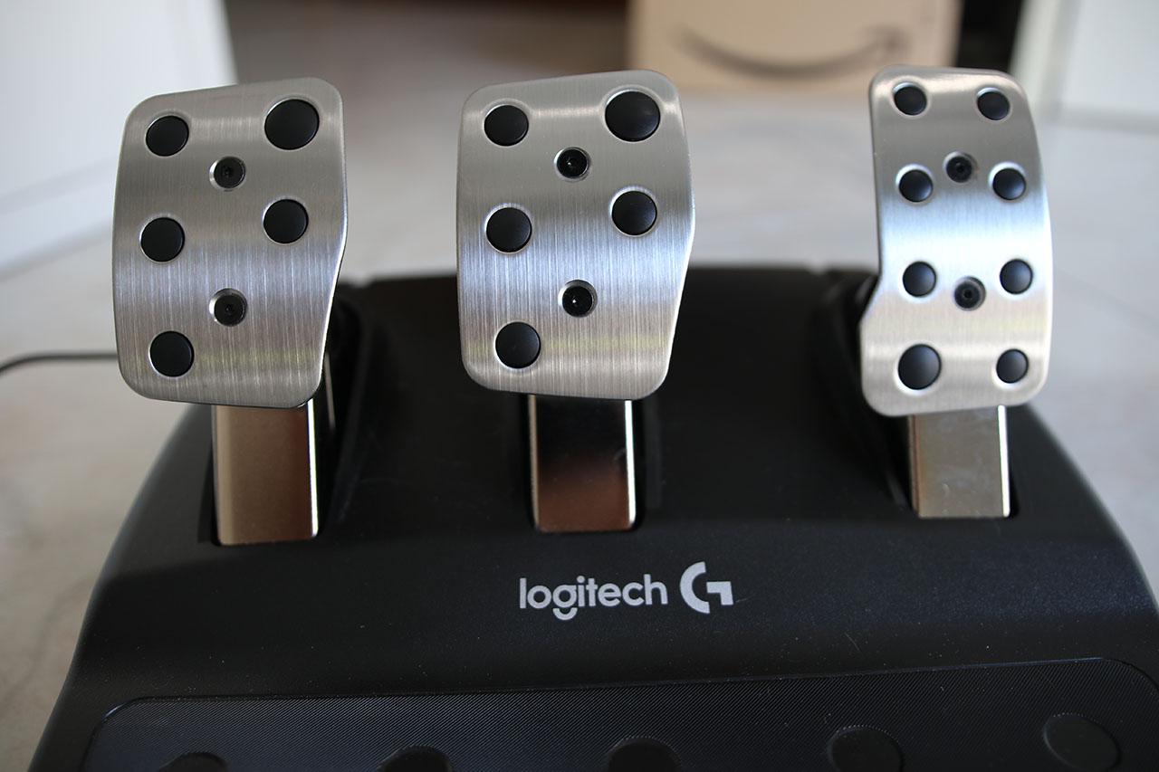 Volante Logitech G29 Pedaliera