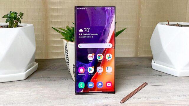 Samsung Galaxy Note 20 Ultra Migliore Pellicola