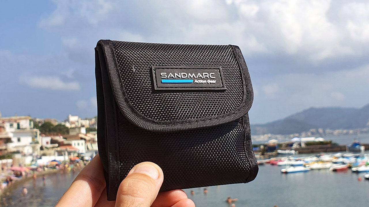 Sandmarc Hybrid Filters Custodia Protettiva