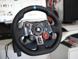 Volante Logitech G29 PC PS3/PS4 Frontale