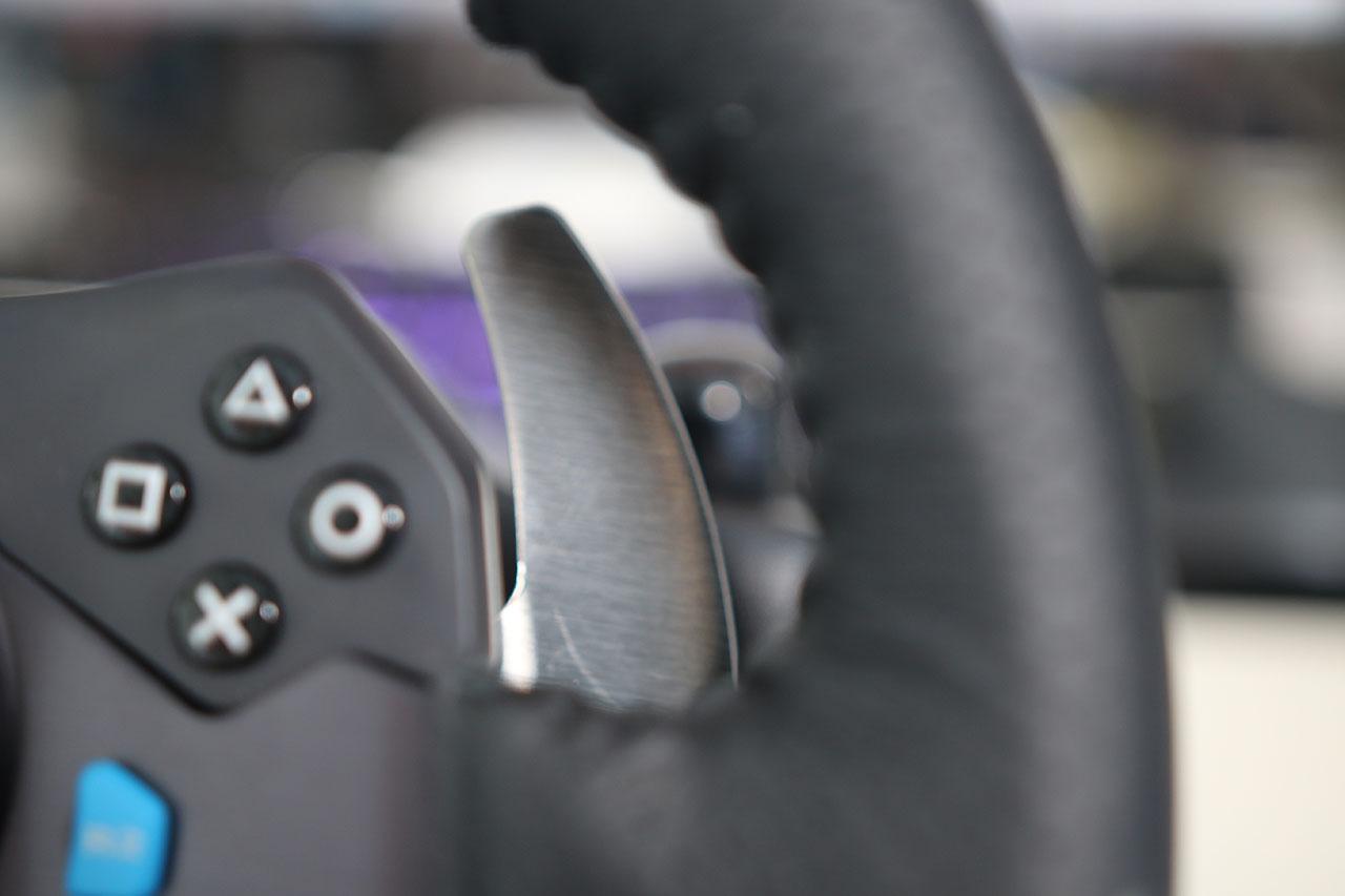 Volante Logitech G29 Palette Cambio