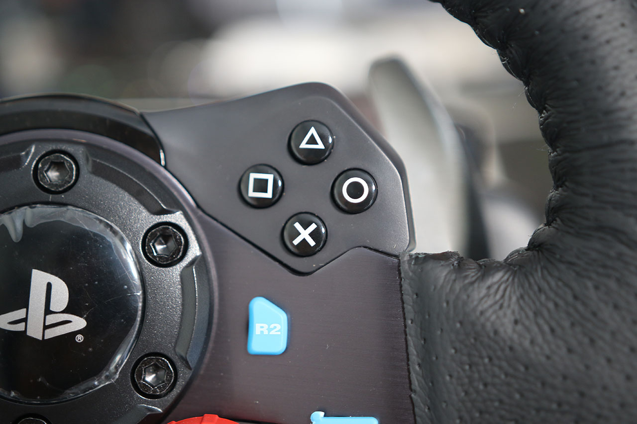 Logitech G29 Pulsanti PlayStation