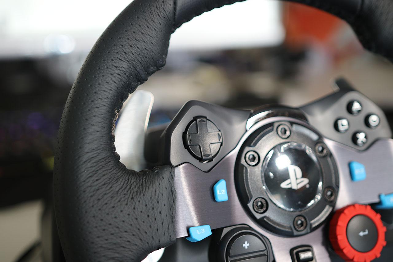 Volante Logitech G29 Pulsanti PlayStation