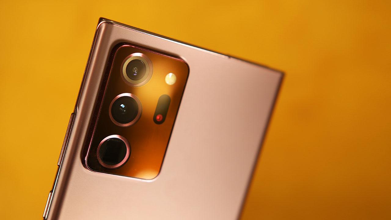 SGalaxy Note 20 Ultra 5G Fotocamera 108 MP