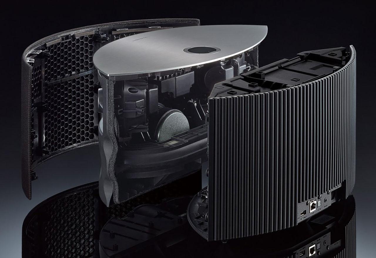 Technics Ottava S SC-C50 Sezione Speaker