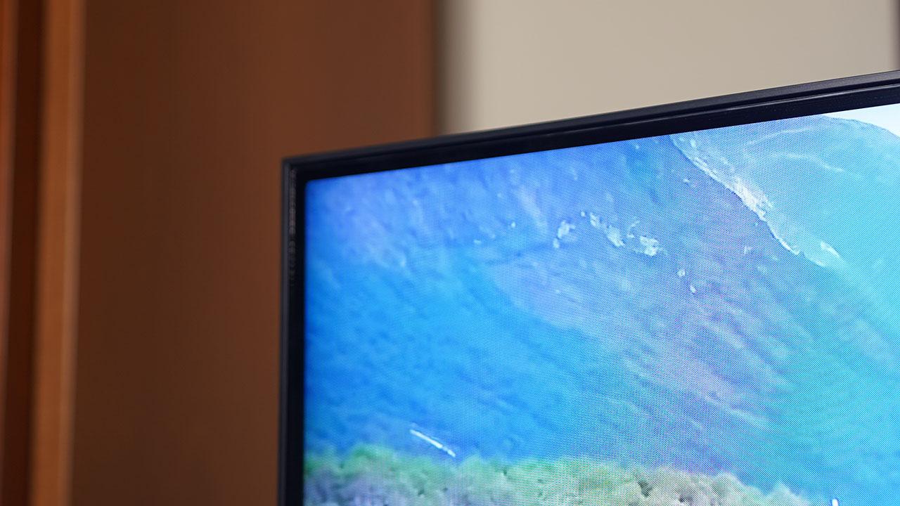 Samsung Q60T 2020 TV QLED 4K HDR Bordi Sottili Pannello