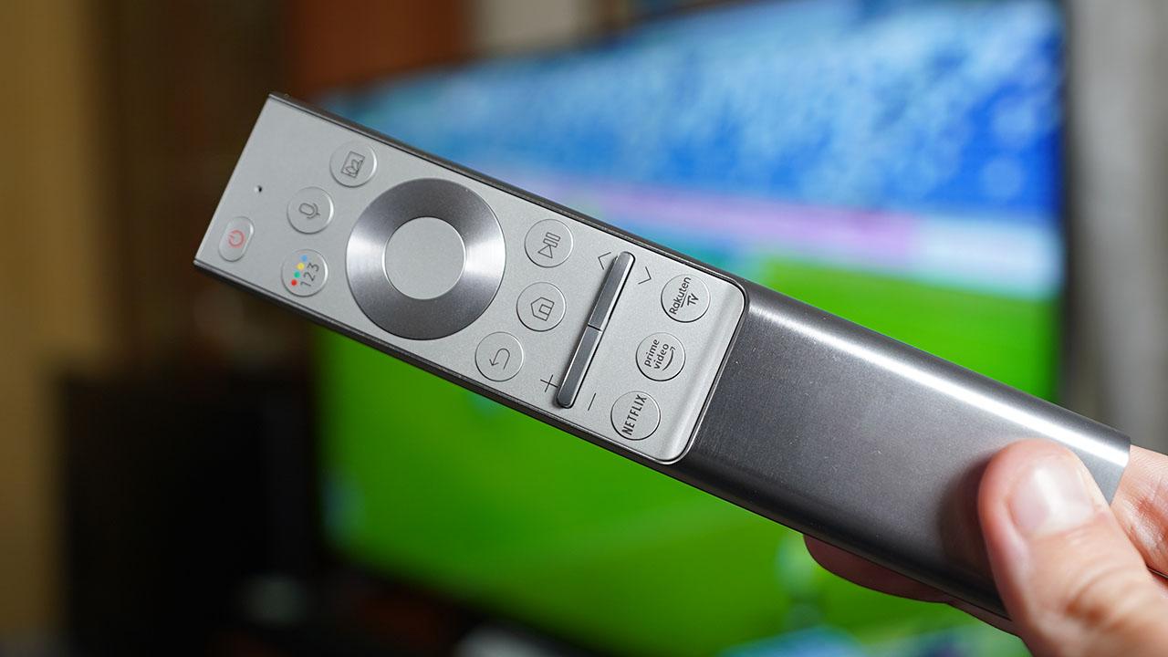 Samsung Q60T 2020 TV QLED 4K HDR Telecomando Q64