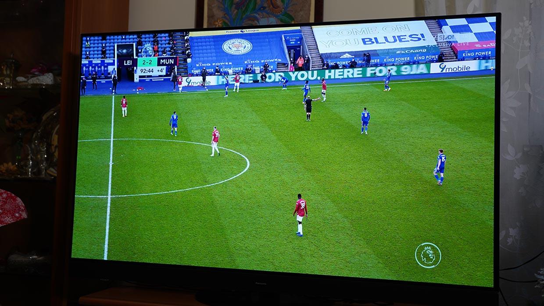Panasonic HZ1500 TV OLED 4K HDR Partita Calcio Serie A