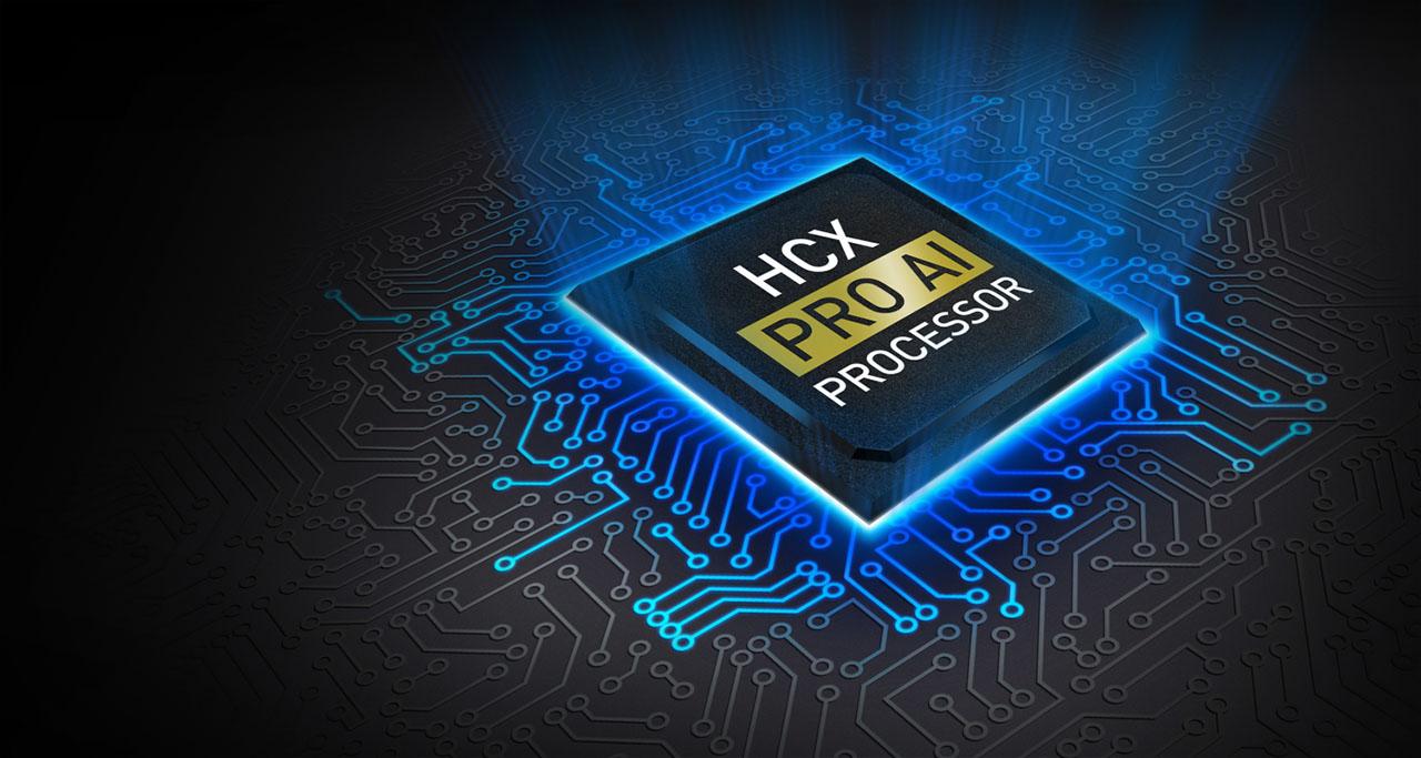 Panasonic HZ2000 TV OLED Processore HCX Pro AI Elaborazione