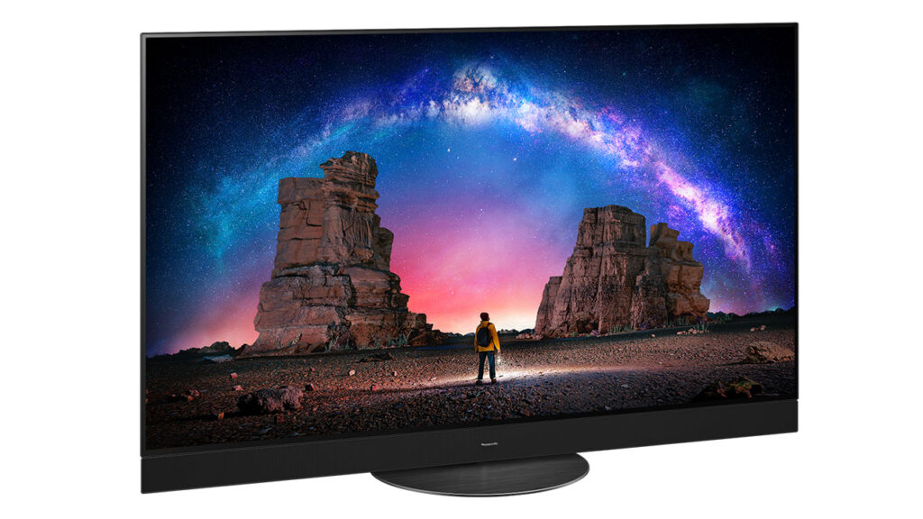 Panasonic HZ2000 TV OLED Contorno Pannello