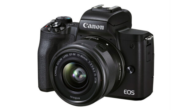 Canon EOS M50 Mark II Nero Kit 15-45mm IS STM