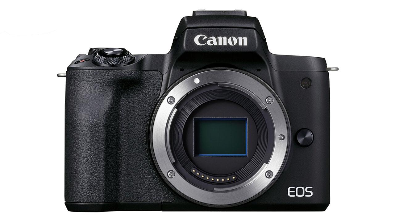 Canon EOS M50 Mark II Corpo Nero