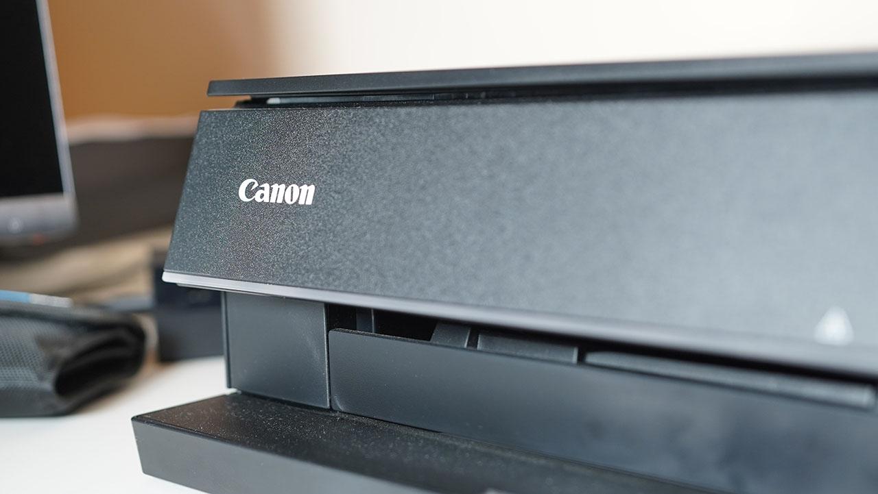 Canon TS6350 Logo