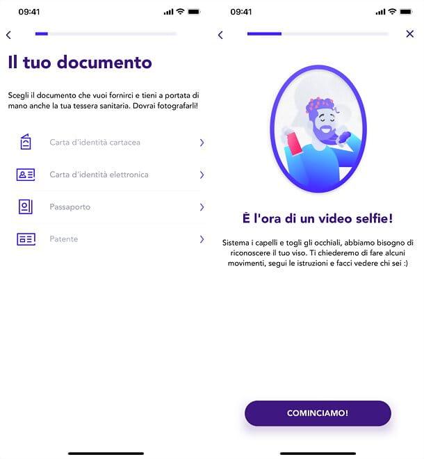 Enel X Pay Schermata Apertura Conto Video Selfie