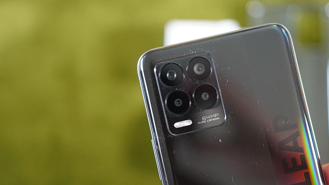 Realme 8 Fotocamera Posteriore