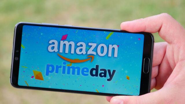Smartphone Prime Day 2021