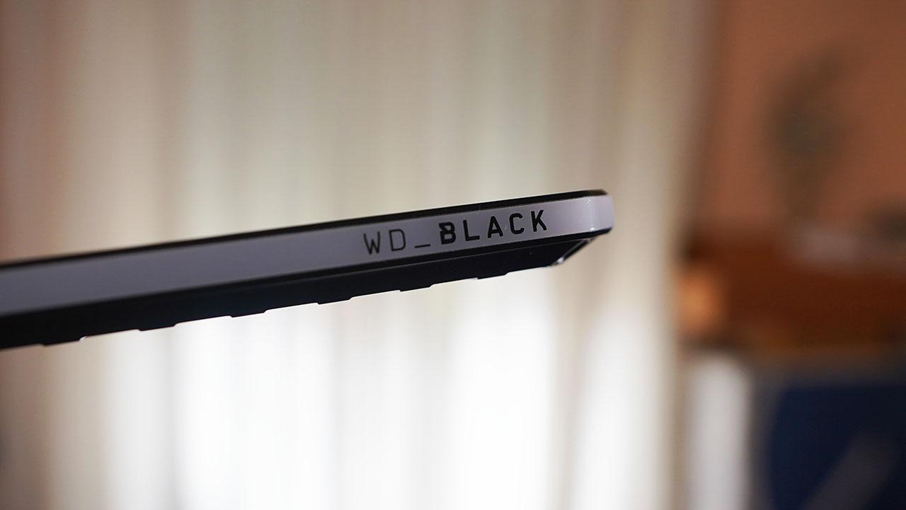 WD Black AN1500 Logo Scocca