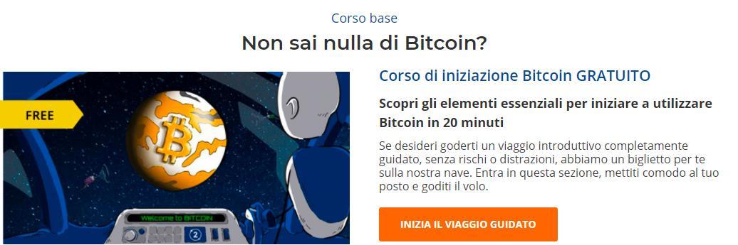 Bit2Me Academy Corso Bitcoin Gratis